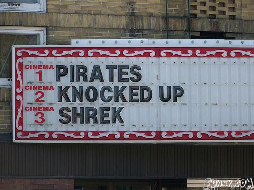 pirates au cinéma