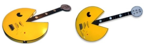 guitare-pac-man