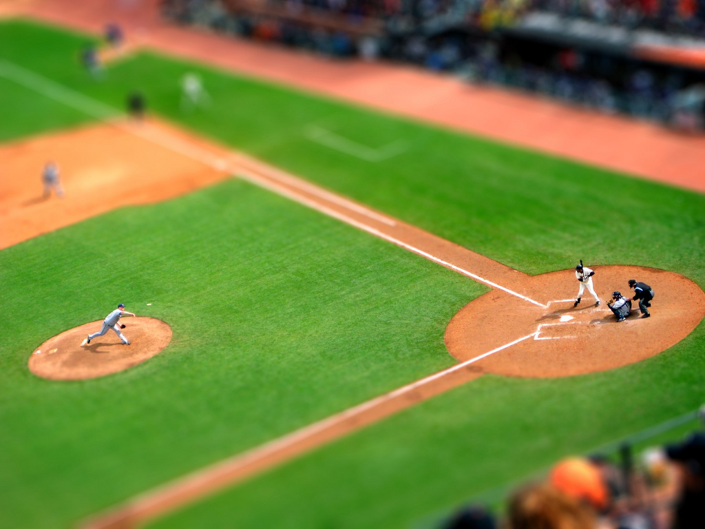 tilt-shift-baseball
